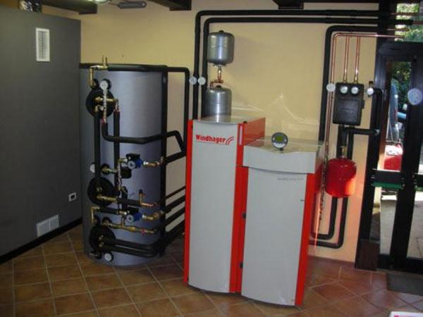 Caldaia a pellet parma collecchio quanto costa opinioni prezzi installazione manutenzione - Caldaia a pellet da esterno prezzi ...