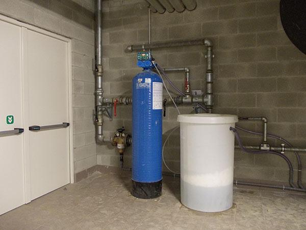 Depuratore acqua parma collecchio montaggio addolcitore - Impianto acqua casa ...