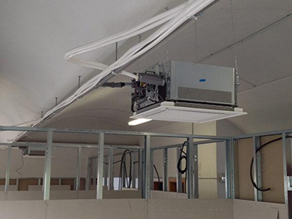 Condizionatori parma collecchio progettazione impianti - Deumidificatori a parete prezzi ...