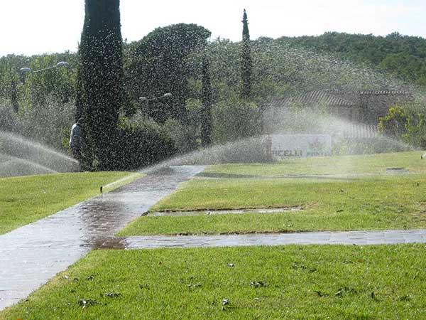 impianto di irrigazione parma fidenza progettazione